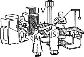 What does an anaesthetist study